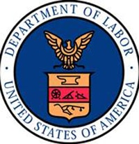 Logo of The Department of Labor