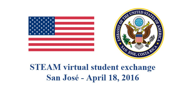 STEAM virtual student exchange