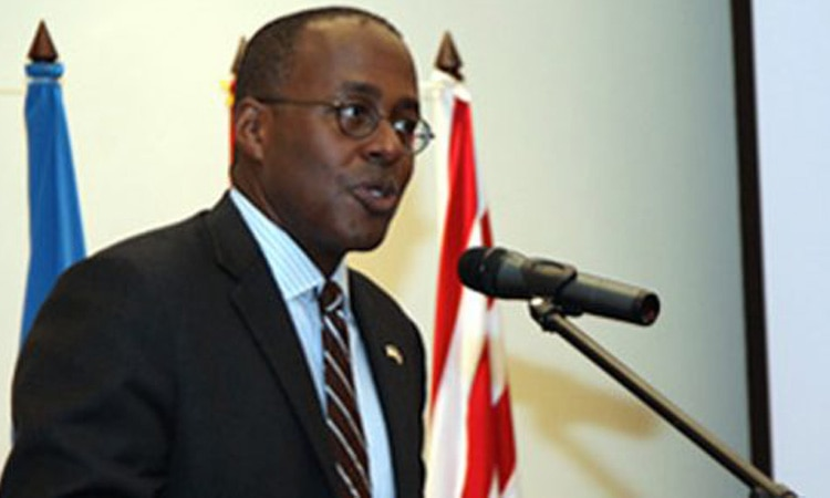 Embajador S. Fitzgerald Haney