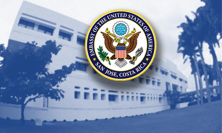 Embajada de Estados Unidos en Costa Rica