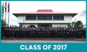 EARTH University, Class 2017