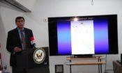 U.S. Geological Service representative Dr. Saud Amer